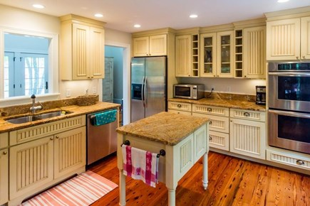 Falmouth Cape Cod vacation rental - Gourmet kitchen w/stainless steel appliances