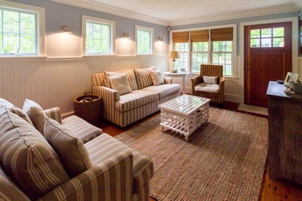Falmouth Cape Cod vacation rental - Lovely furnishings & flatscreen cable TV in secluded family room