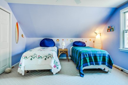 Dennis Cape Cod vacation rental - The twin room even has its own cable TV