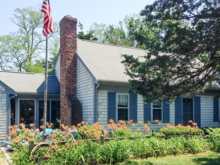 Dennis Cape Cod vacation rental - 2-level home is 1 mile away from beaches, shops, museums, dining!