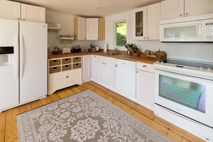 Chatham Cape Cod vacation rental - Beautiful full kitchen w/ abundant white cabinetry