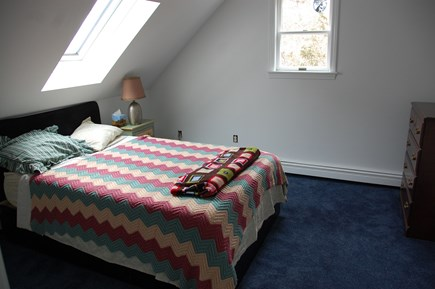 Wellfleet Cape Cod vacation rental - 3rd floor BR with double