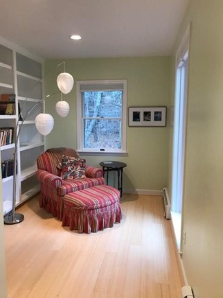 Wellfleet Cape Cod vacation rental - Library