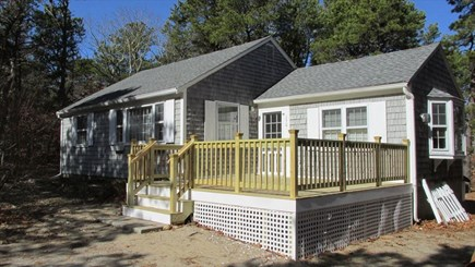 Eastham Cape Cod vacation rental - Exterior of Home