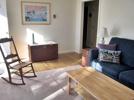 South Chatham Cape Cod vacation rental - Separate Living Room allows Quiet Get-Away