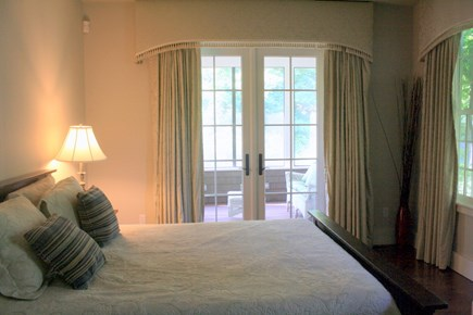 Eastham Cape Cod vacation rental - First Floor Bedroom ~ King