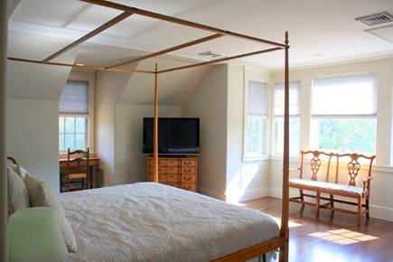 Eastham Cape Cod vacation rental - Second Floor Master Bedroom ~ King