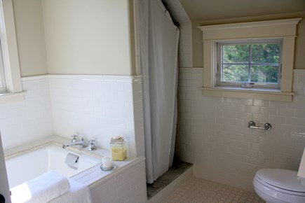 Eastham Cape Cod vacation rental - Second Floor Master Bathroom