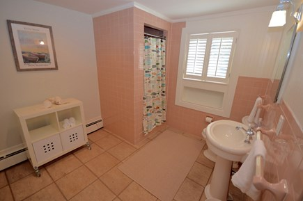 Orleans, MA Cape Cod vacation rental - Full bath off of the bunk room