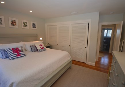 Orleans, MA Cape Cod vacation rental - King bedroom on main level