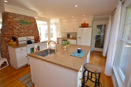 Orleans, MA Cape Cod vacation rental - Bright and updated kitchen with all the essentials