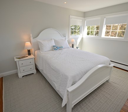 Orleans, MA Cape Cod vacation rental - Sunny queen bedroom on main floor