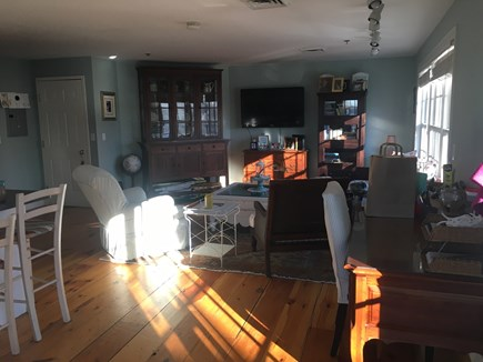 Hyannis Cape Cod vacation rental - Looking into living room