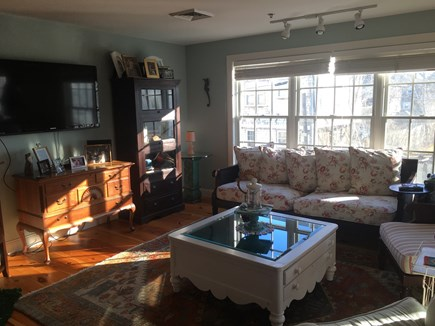 Hyannis Cape Cod vacation rental - Living room view