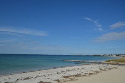 Falmouth, Old Silver Beach Cape Cod vacation rental - Beautiful Old Silver beach. Swim in the warm water of the bay.