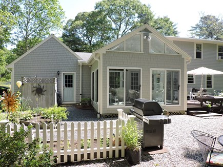 Falmouth, Old Silver Beach Cape Cod vacation rental - Another view of the house