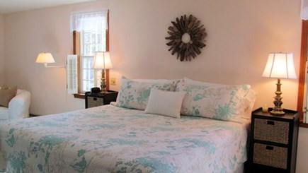 Falmouth, Old Silver Beach Cape Cod vacation rental - Master bedroom