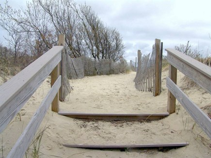 South Yarmouth Cape Cod vacation rental - Middle Beach