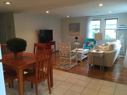 South Yarmouth Cape Cod vacation rental - Open Concept Living and Dining