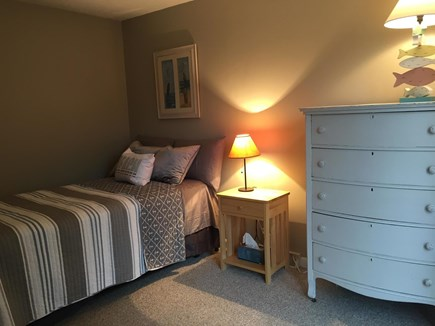 South Yarmouth Cape Cod vacation rental - Bedroom with Trundle bed. Spacious closet.
