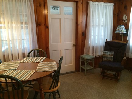 West Dennis Cape Cod vacation rental - Indoor dining