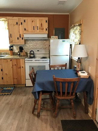 Dennis Port Cape Cod vacation rental - Kitchen dining area