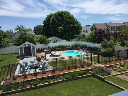 Provincetown Cape Cod vacation rental - Private heated swimming pool