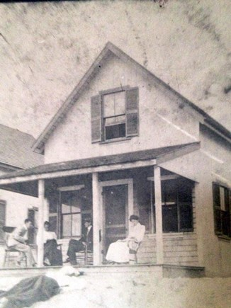 Truro Cape Cod vacation rental - Not much has changed since this was taken 115 years ago.