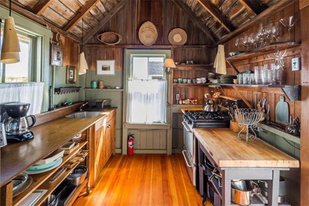Truro Cape Cod vacation rental - Kitchen - Lets make some LOBSTAH!