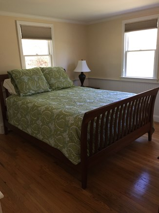 Brewster Cape Cod vacation rental - 1st floor bedroom with Queen bed