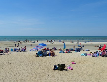 Orleans Cape Cod vacation rental - Skaket beach - less than half mile away