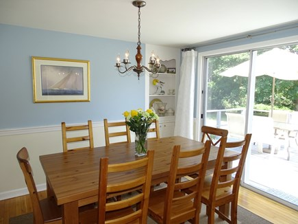 Orleans Cape Cod vacation rental - Dine inside or out!