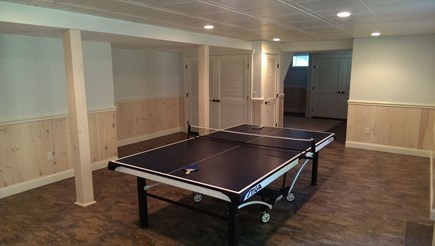 Wellfleet Cape Cod vacation rental - Newly Finished Basement - Ping Pong Table