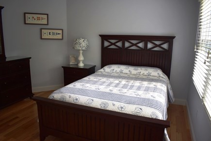 Wellfleet Cape Cod vacation rental - Queen Bedroom #2