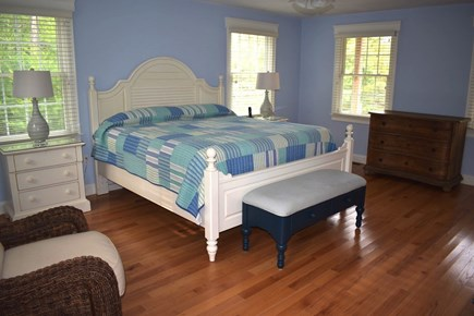 Wellfleet Cape Cod vacation rental - First Floor Master Suite with Private Bathroom