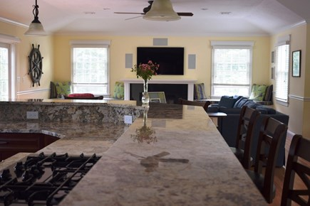 Wellfleet Cape Cod vacation rental - Kitchen bar