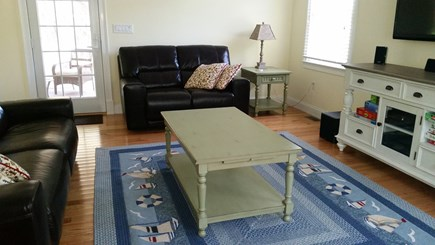Wellfleet Cape Cod vacation rental - First Floor Den