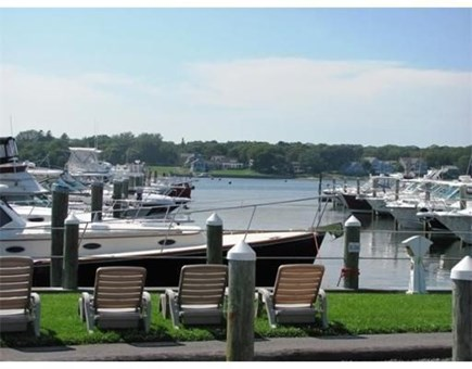West Dennis Cape Cod vacation rental - Walk across the street for dining and the views!