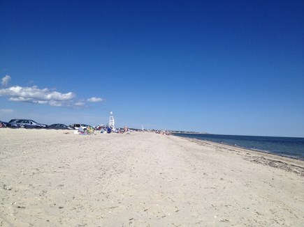 West Dennis Cape Cod vacation rental - Only a 3 minute drive to West Dennis Beach!