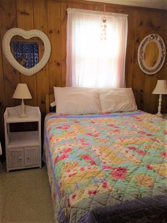West Dennis Cape Cod vacation rental - Bedroom with queen size bed