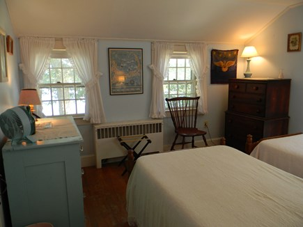 South Yarmouth Cape Cod vacation rental - 3rd bedroom upstairs with twin beds