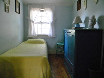 South Yarmouth Cape Cod vacation rental - Small bedroom with twin bed