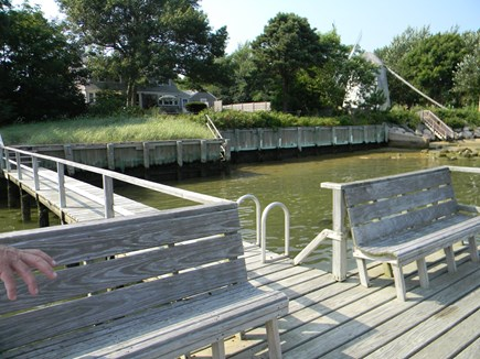 South Yarmouth Cape Cod vacation rental - Private dock and beach. WOW!