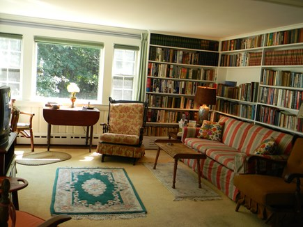 South Yarmouth Cape Cod vacation rental - Over 2,000+ novels to choose from