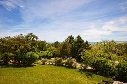 Orleans Cape Cod vacation rental - View of expansive front yard