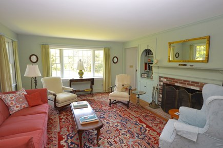Orleans Cape Cod vacation rental - Living room- plenty of seating and large windows