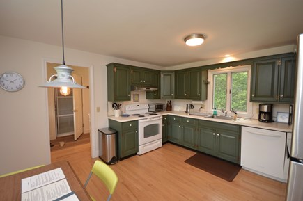 Orleans Cape Cod vacation rental - Full kitchen, new hood and fridge