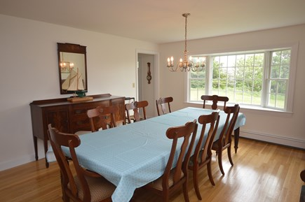 Orleans Cape Cod vacation rental - Main level dining room