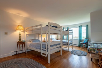 Orleans Cape Cod vacation rental - Upper level bunk room- sleeps 5