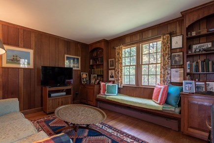 Orleans Cape Cod vacation rental - Den with Flatscreen